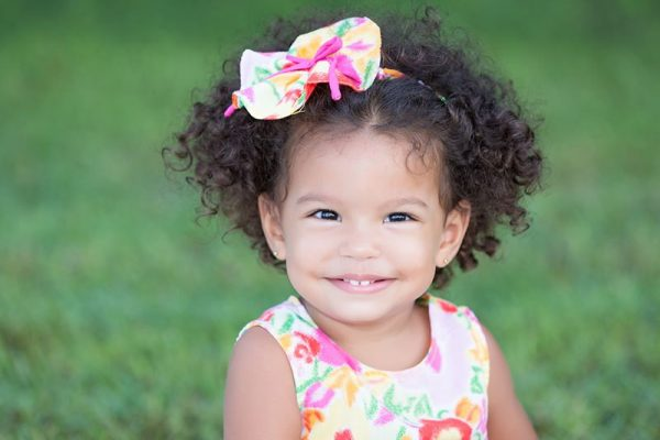 Favorite Corkscrew Curls for african american toddler hairstyles