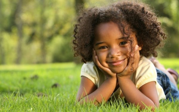 Best Floppy Afro hairstyle for african baby girl