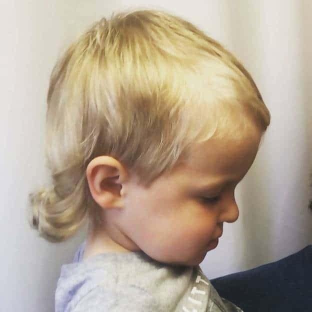 9 Trendy Long Haircut Ideas For Toddler Boys Hairstylecamp