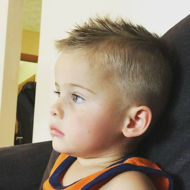 Top 25 Short Haircuts For Toddler Boys You Ll See In 2020