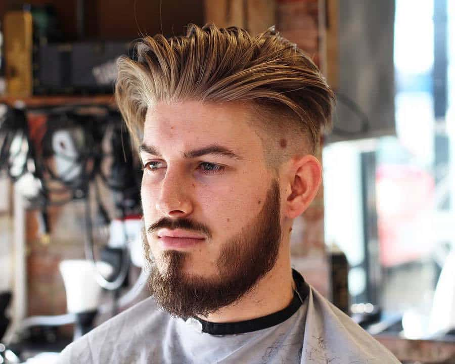 30 Best Long Hair Undercuts For Men March 2019