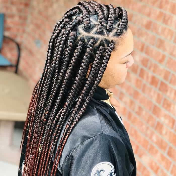 These 21 Triangle Braids Will Leave You Lovin Geometry 2019