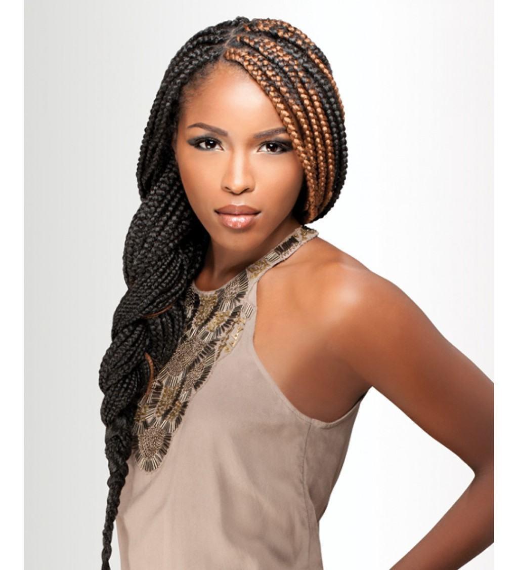 pretty twist braids for girl