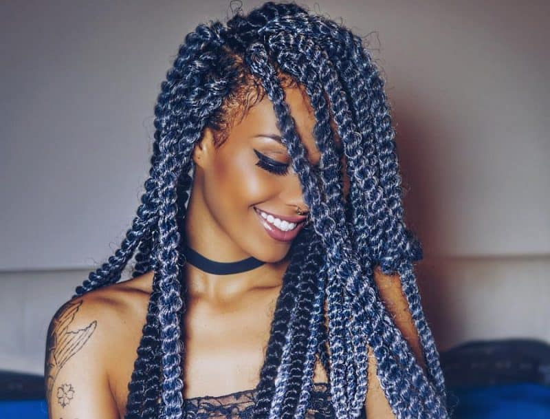 11 Twist With Weave Hairstyles That Are Gonna Rule In 2019
