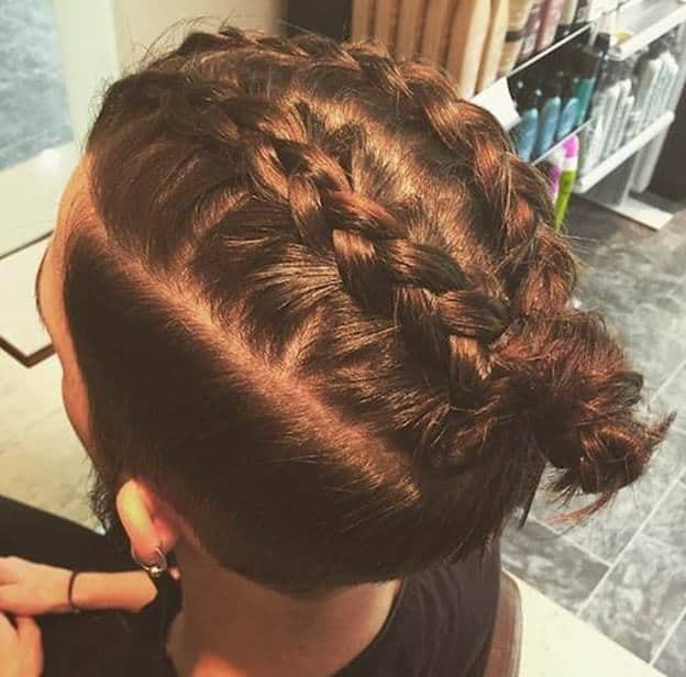 5 Two Braided Man Bun Hairstyles To Look Like A Boss