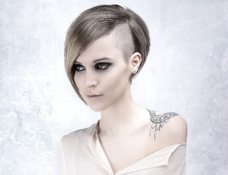 11 Off Beat Undercut Bob Hairstyles For Women 2020 Trend
