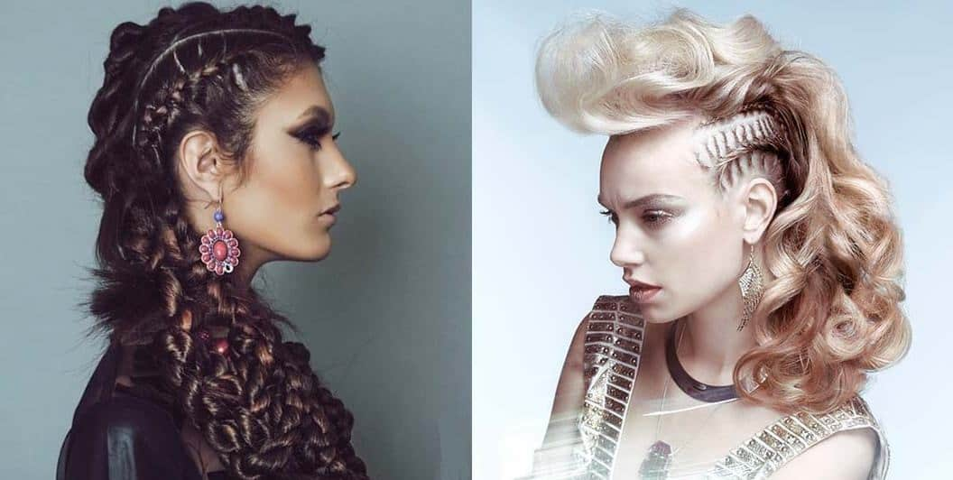 11 Splendid Undercut Braids for Women to Rock [2019 Trend]