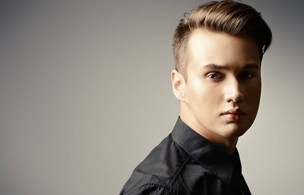 11 On,trend Undercut Combover Hairstyles for Modern Men