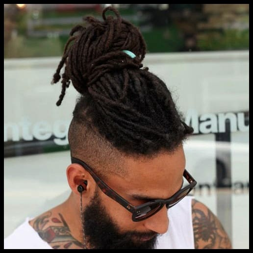 7 Intriguing Undercut With Dreads Hairstyles For Men
