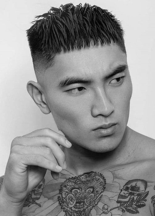 Awesome 15 Trendiest Undercut Hairstyles For Asian Men Schematic Wiring Diagrams Phreekkolirunnerswayorg