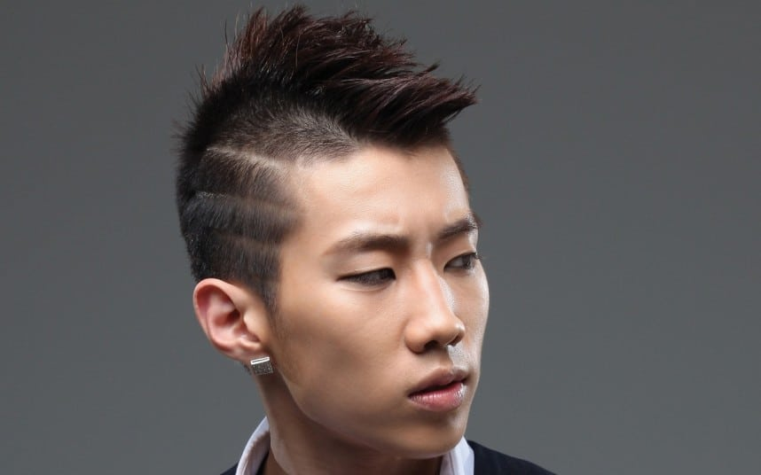 15 Trendiest Undercut Hairstyles for Asian Men
