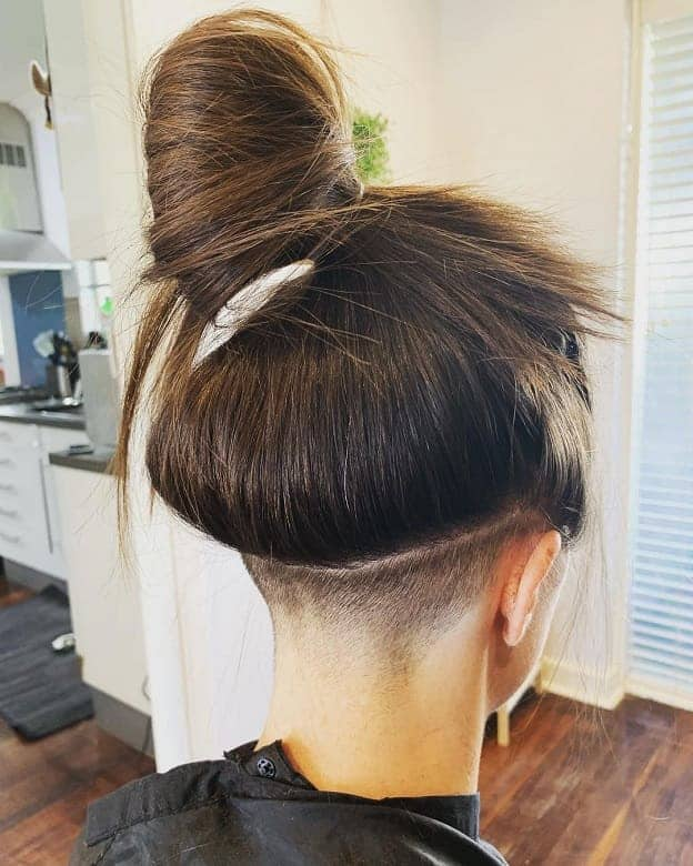 20 Superb Undercut Hairstyles For Girls To Look Fab