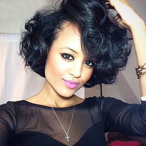 55 Quick And Easy Short Weave Hairstyles Hairstylecamp