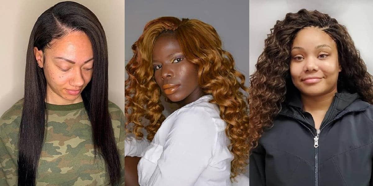 women's weave hairstyles