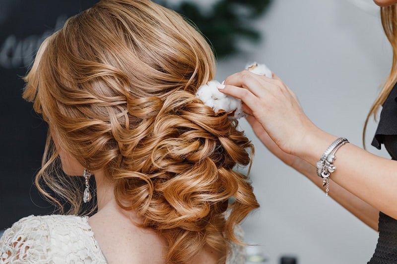 70 Epic Wedding Hairstyles For Brides In 2019 Hairstylecamp