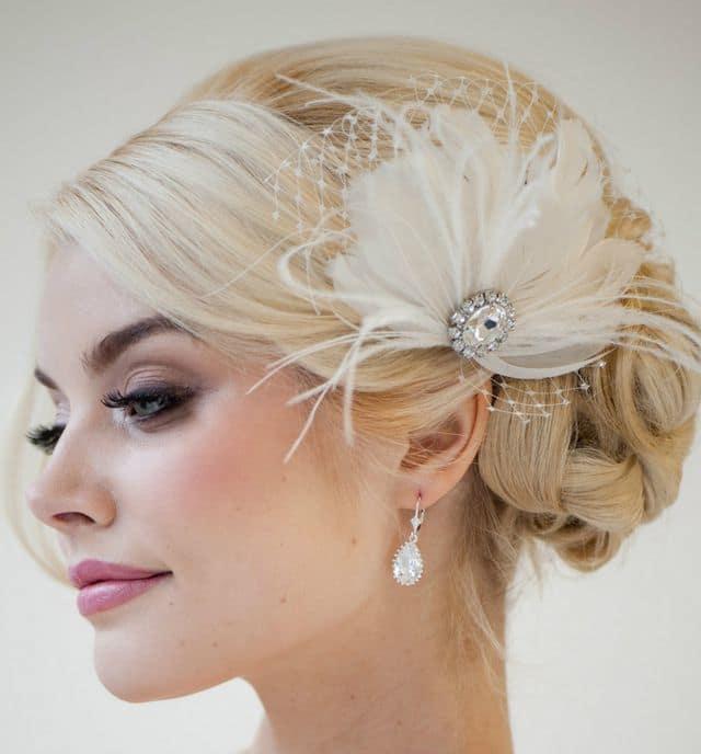 41 Best Wedding Hairstyles For Medium Hair October 2019