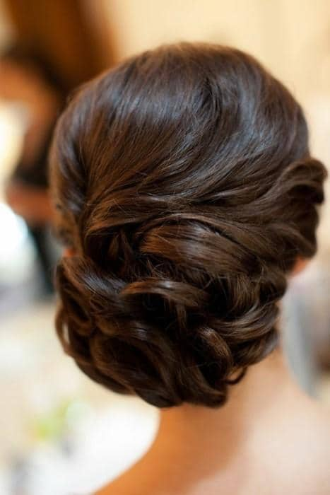 34 Tantalizing Wedding Hairstyles for Medium Length Hair