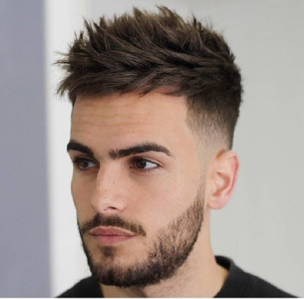 7 Sexiest Fade Haircuts For White Guys To Explore 2020