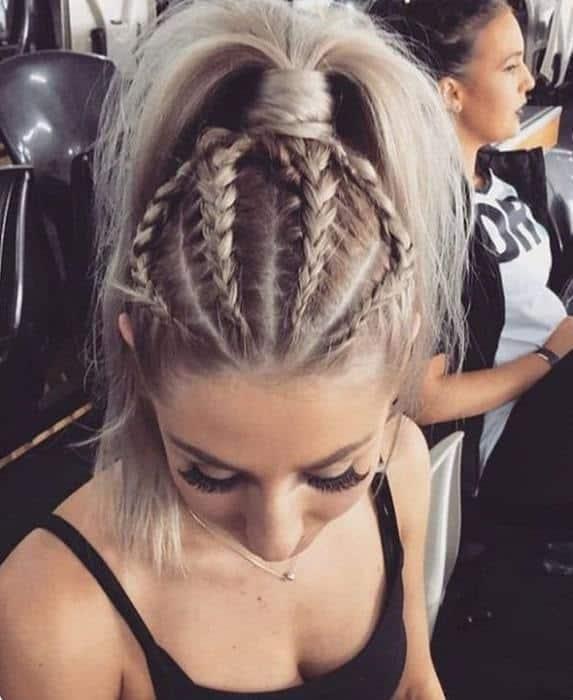 21 Glamorous Braided Hairstyles That White Girls Love