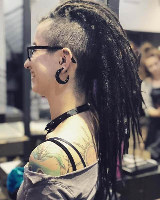 20 Dreadlock Hairstyles For White Girls To Pull Off
