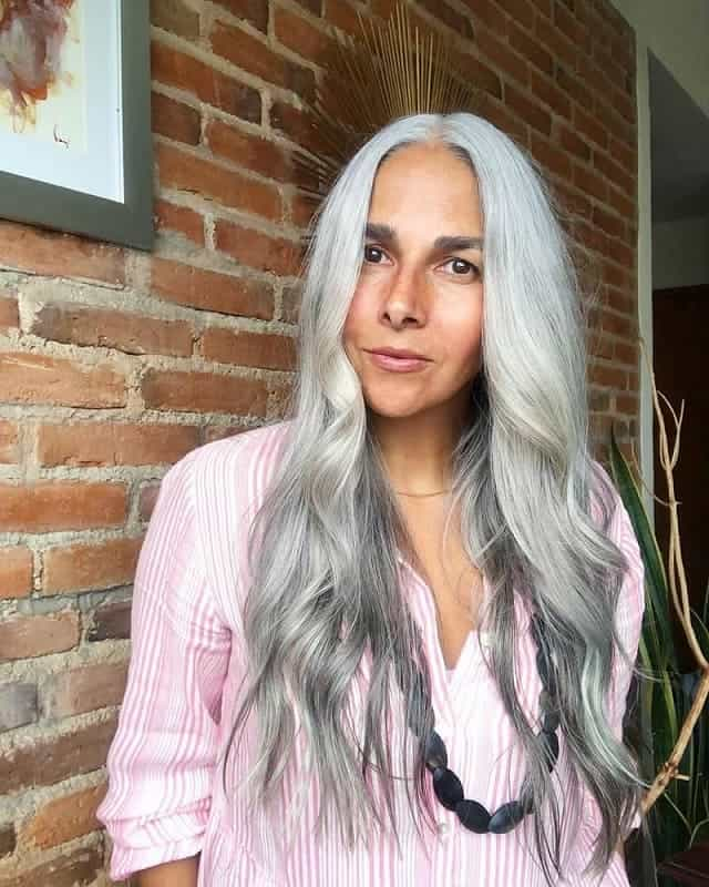 10 Best Grey Hairstyles For Women Over 50 Hairstylecamp