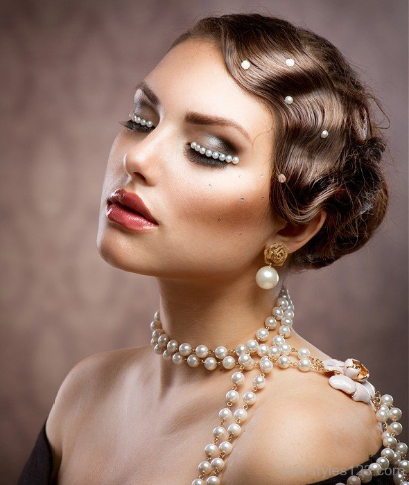 Flapper Hairstyles time tested vintage hairstyles Finger Waves Short Hairstyle