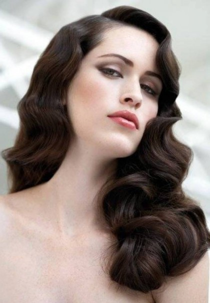 Magnificent 20 Top Flapper Girl Finger Wave Hairstyle Ideas Short Hairstyles Gunalazisus