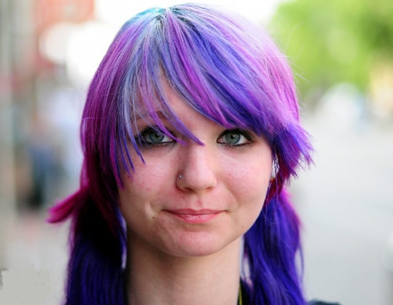 20 Exotic Emo Bangs Styles That Will Ooze Out Oomph