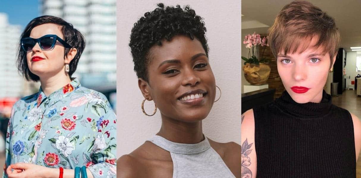 women's short haircuts