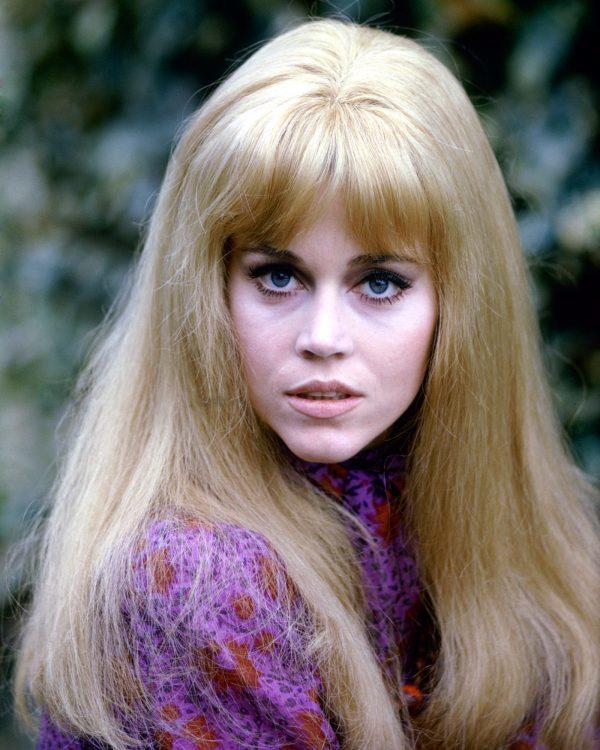 Jane Fonda Bangs